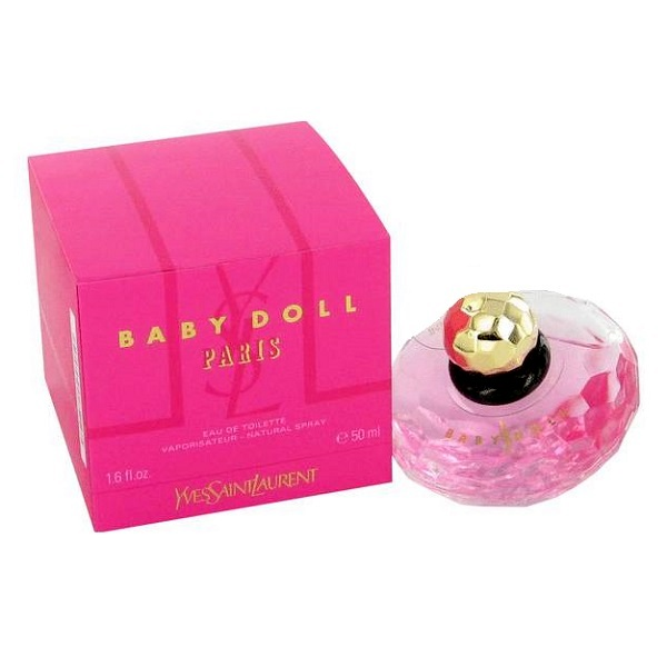 Baby Doll Perfume by Yves Saint Laurent 1.6oz Eau De Toilette spray for Women