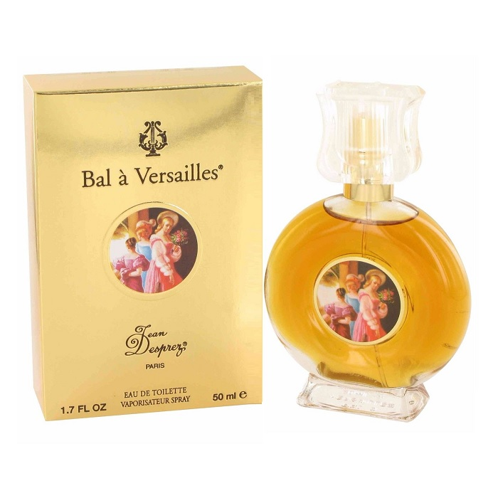 Bal A Versailles Perfume by Jean Desprez 1.7oz Eau De Toilette spray for women