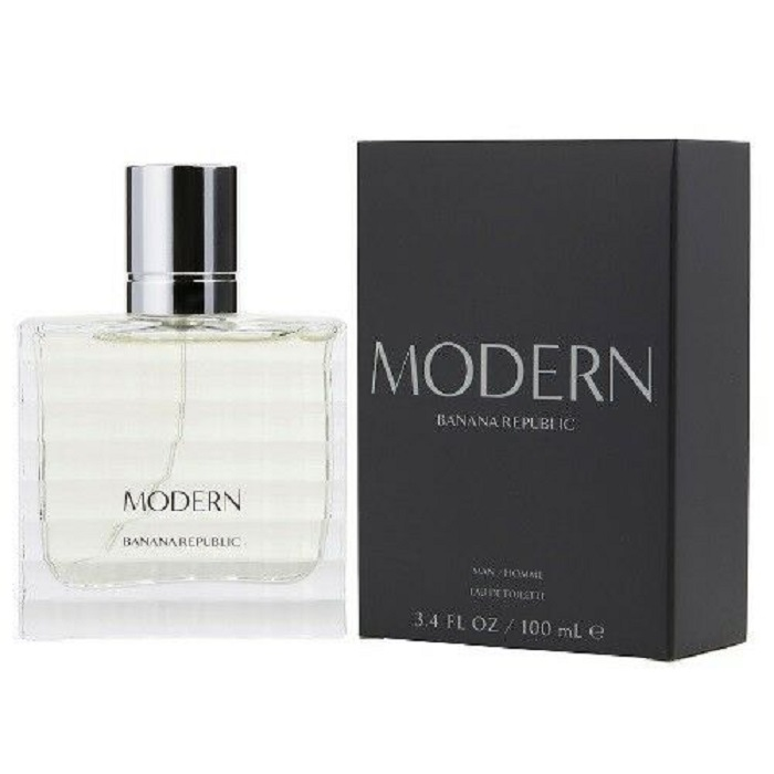 Modern Cologne by Banana Republic 3.4oz Eau De Toilette Spray for men