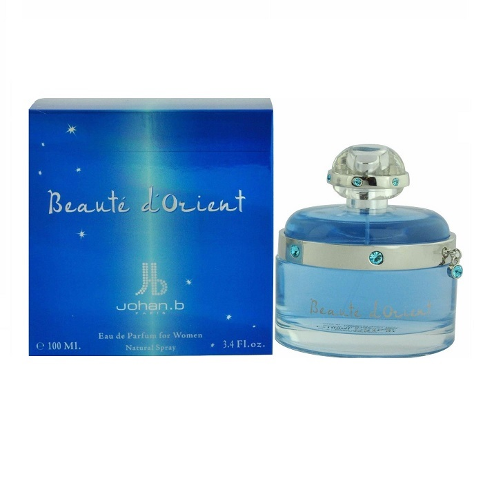 Beaute d'Orient Perfume by Johan B. 3.4oz Eau De Parfum spray for women