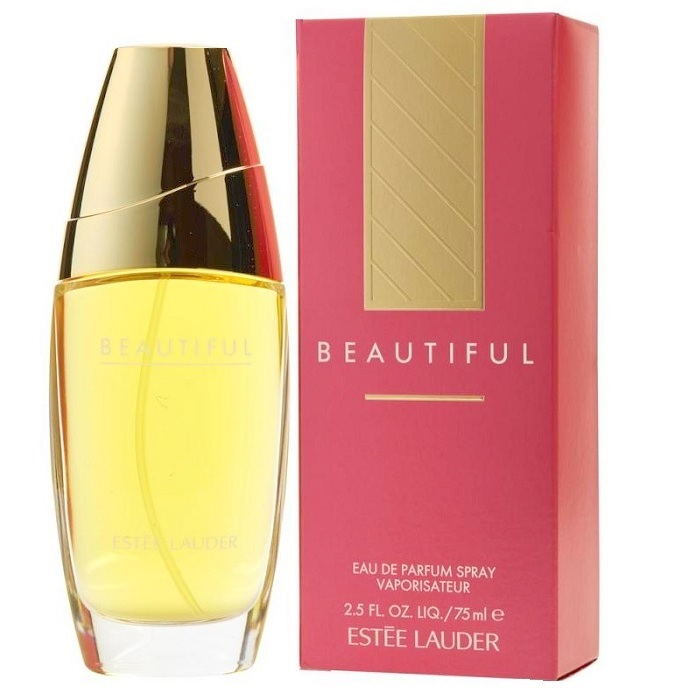 Beautiful Perfume by Estee Lauder 2.5oz Eau De Parfum Spray for women