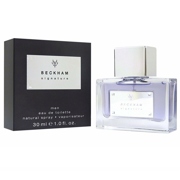 Beckham Signature Cologne by David Beckham 1.0oz Eau De Toilette Spray for men
