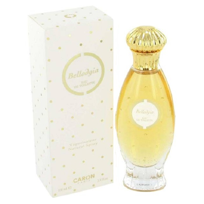 Bellodgia Perfume by Caron 3.3oz Eau De Toilette spray for women
