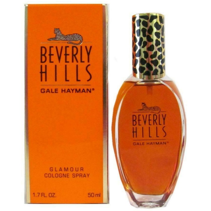 Beverly Hills Glamour Perfume by Gale Hayman 1.7oz Cologne spray for Women