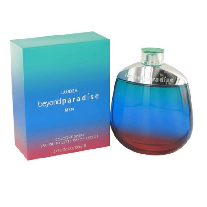 Beyond Paradise Cologne by Estee Lauder 3.4oz Eau De Toilette spray for Men