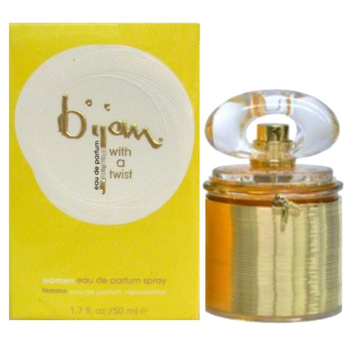 Bijan with a Twist Perfume by Bijan 1.7oz Eau De Parfum Spray for women