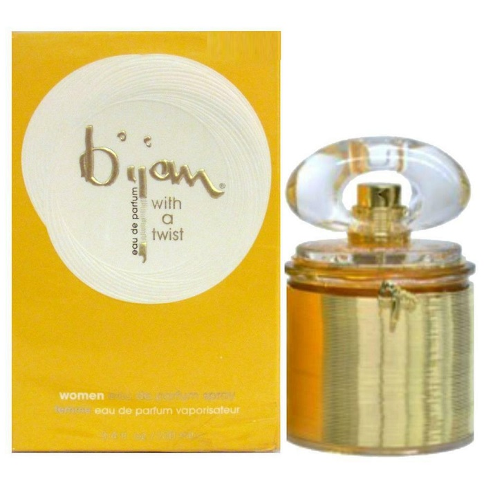 Bijan with a Twist Perfume by Bijan 3.4oz Eau De Parfum Spray for women
