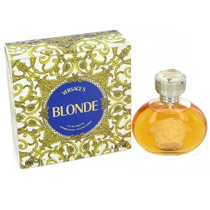 Blonde Mini Perfume by Versace 0.5oz Parfum for women