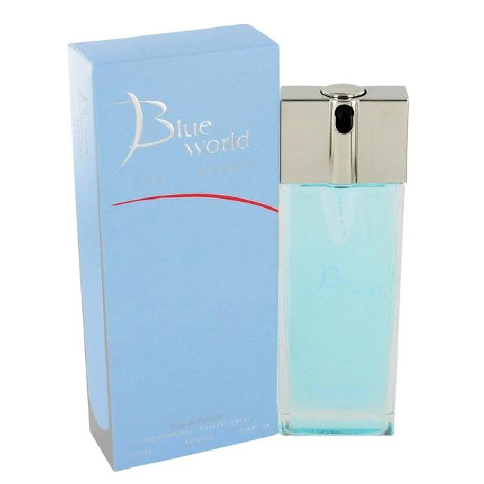 Blue World Perfume by Deon Parfums 3.4oz Eau De Parfum spray for women