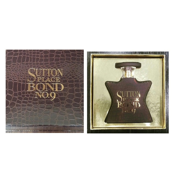 Bond No. 9 Sutton Place Perfume by Bond No. 9 3.3oz Eau De Parfum spray (Unisex)