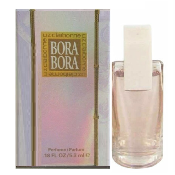 Bora Bora Mini Perfume by Liz Claiborne 5.3ml Eau De Toilette for Women