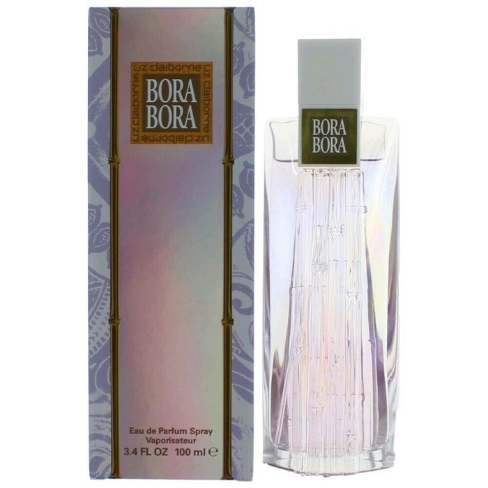 Bora Bora Perfume by Liz Claiborne 3.4oz Eau De Parfum Spray for women