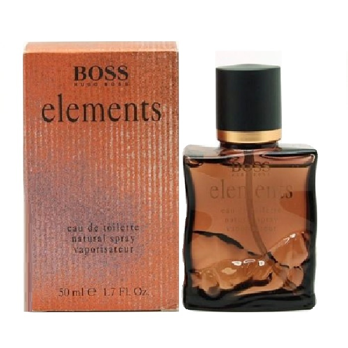 Boss Elements Cologne by Hugo Boss 1.7oz Eau De Toilette spray for Men