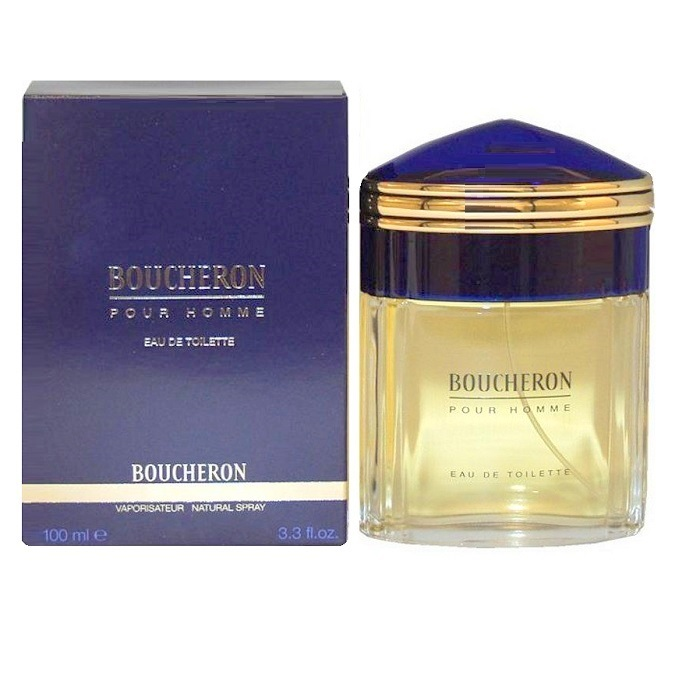 Boucheron Cologne by Boucheron 3.4oz Eau De Toilette Spray for men