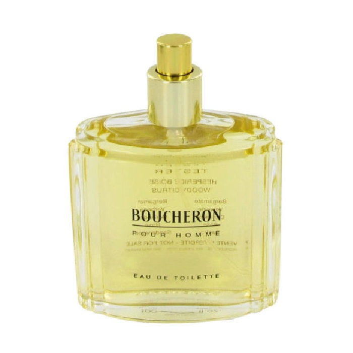 Boucheron Tester Cologne by Boucheron 3.4oz Eau De Toilette Spray for men