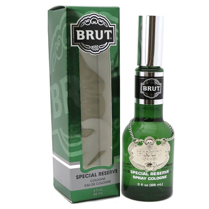 Brut Cologne by Faberge 3.0oz Eau De Cologne spray for men