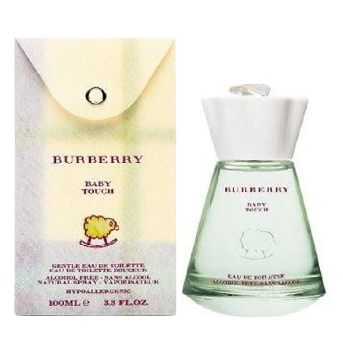 Burberry Baby Touch Perfume by Burberry 3.3oz Alcohol Free Eau De Toilette spray for Women