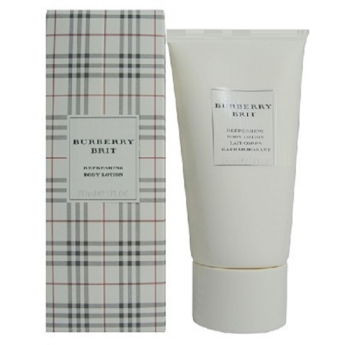 Burberry Brit Body Lotion by Burberry 5.0oz for women