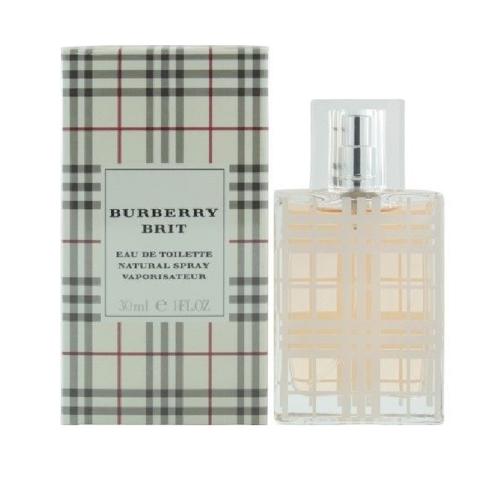 Burberry Brit Perfume by Burberry 1.0oz Eau De Toilette spray for Women