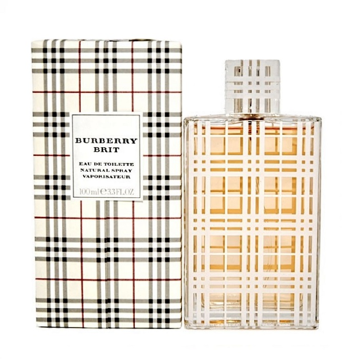 Burberry Brit Perfume by Burberry 3.4oz Eau De Toilette spray for Women