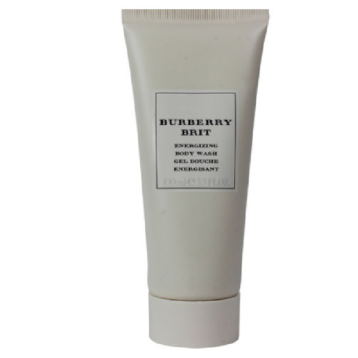 Burberry Brit energizing body wash by Burberry 5.0oz for women