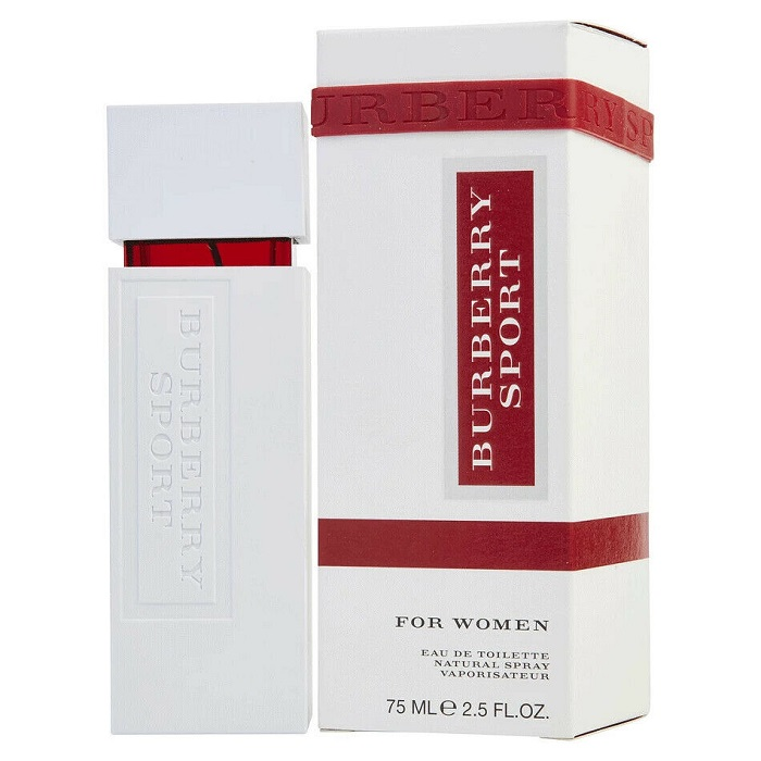 Burberry Sport Perfume by Burberry 2.5oz Eau De Toilette Spray for women