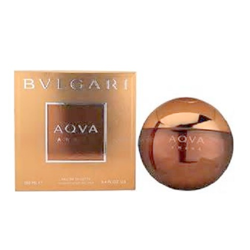 Bvlgari Aqua Amara Cologne by Bvlgari 1.7oz Eau De Toilette spray for Men
