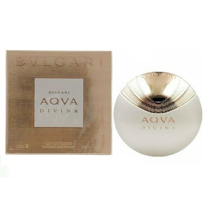 Bvlgari Aqua Divina Perfume by Bvlgari 2.2oz Eau De Toilette Spray for women