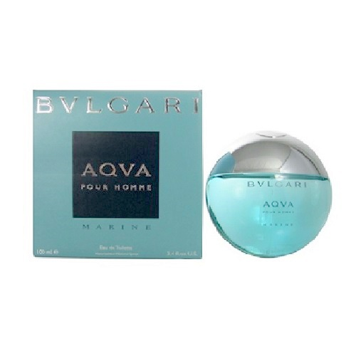 Bvlgari Aqua Marine Cologne by Bvlgari 3.4oz Eau De Toilette spray for men