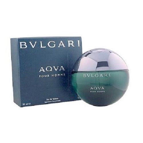 Bvlgari Aqua Pour Homme Cologne by Bvlgari 1.7oz Eau De Toilette spray for men