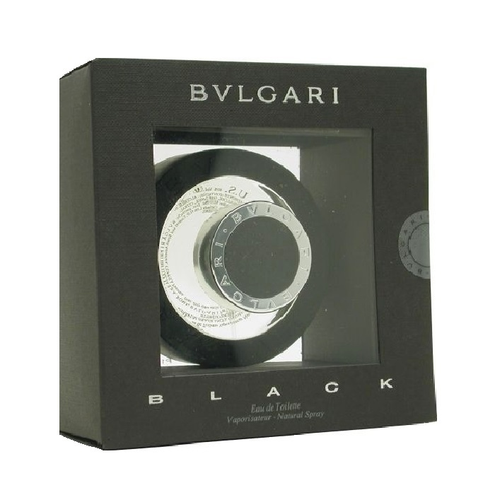 Bvlgari Black by Bvlgari 2.5oz Eau De Toilette spray (unisex)
