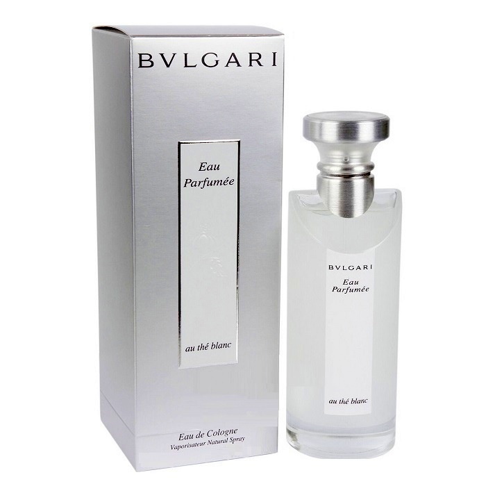 Bvlgari Eau Parfumee Au The Blanc Perfume by Bvlgari 1.35oz Eau De Cologne spray for Women