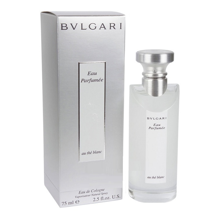 Bvlgari Eau Parfumee Au The Blanc Perfume by Bvlgari 2.5oz Eau De Cologne spray for Women
