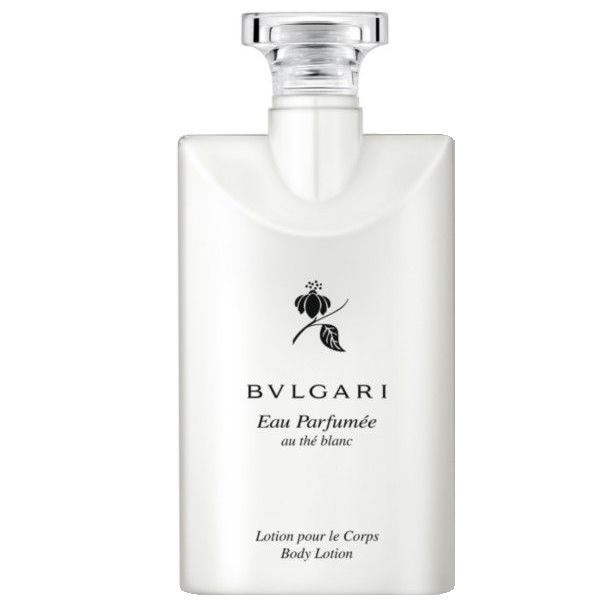 Bvlgari Eau Parfumee Au The Blanc Body Lotion by Bvlgari 200 ml / 6.8 oz for women (Unbox)