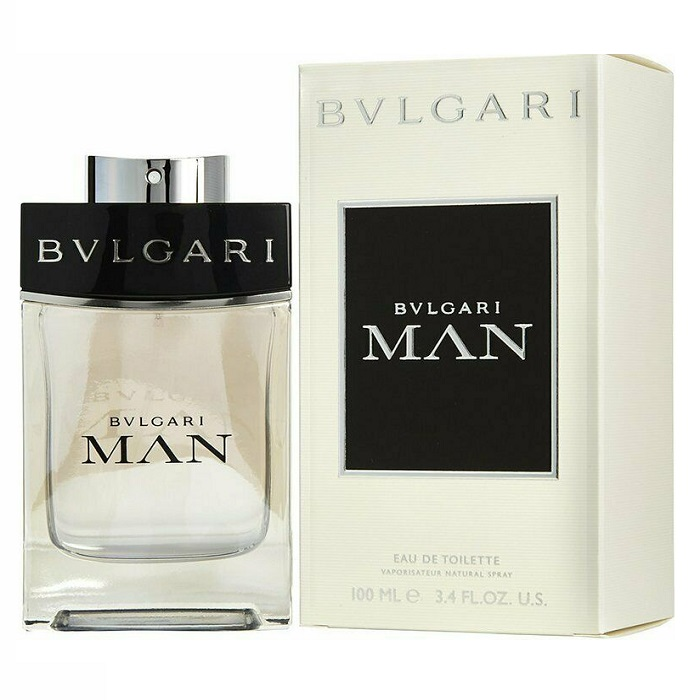 Bvlgari Man Cologne by Bvlgari 3.4oz Eau De Toilette Spray for men