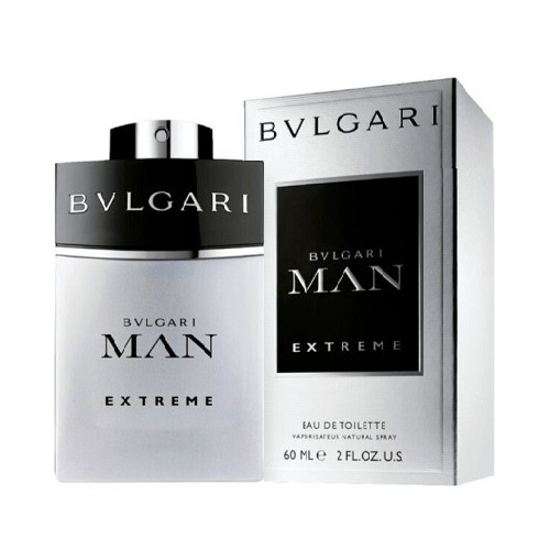 Bvlgari Man Extreme Cologne by Bvlgari 2.0oz Eau De Toilette spray for Men