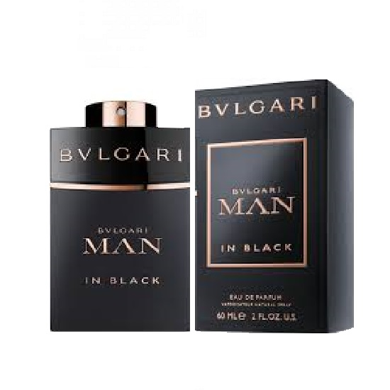 Bvlgari Man In Black Cologne by Bvlgari 2.0oz Eau De Parfum spray for Men