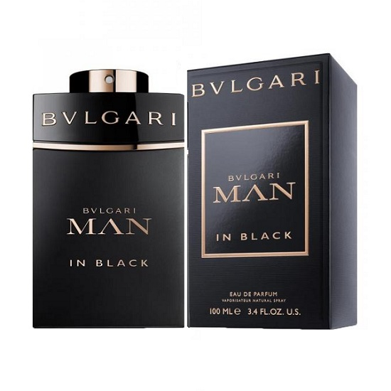 Bvlgari Man In Black Cologne by Bvlgari 3.4oz Eau De Parfum spray for Men