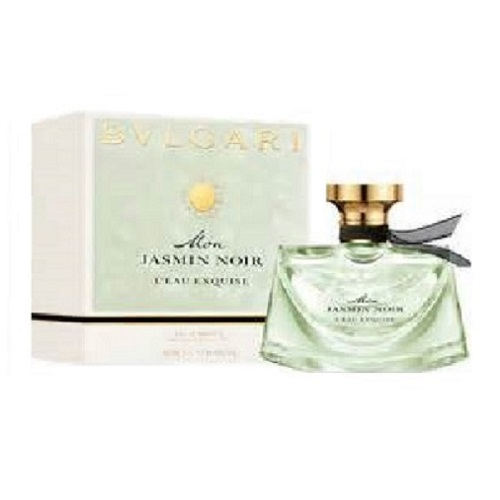 Bvlgari Mon Jasmin Noir L'Eau Exquise Perfume by Bvlgari 2.5oz Eau De Toilette spray for Women