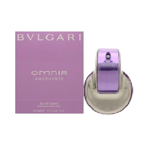Bvlgari Omnia Amethyste Perfume by Bvlgari 2.2oz Eau De Toilette spray for Women