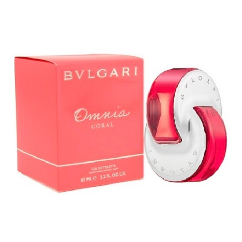 Omnia Coral Perfume by Bvlgari 2.2oz Eau De Toilette spray for Women