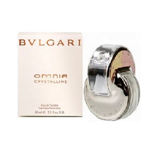 Bvlgari Omnia Crystalline Perfume by Bvlgari 2.2oz Eau De Toilette spray for Women