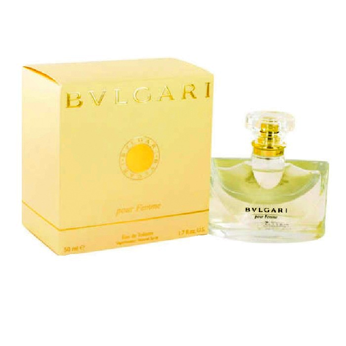 Bvlgari Perfume by Bvlgari 1.7oz Eau De Toilette spray for Women