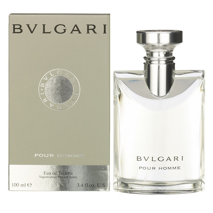 Bvlgari Pour Homme Cologne by Bvlgari 3.4oz Eau De Toilette spray for men