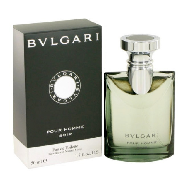 Bvlgari Pour Homme Soir Cologne by Bvlgari 1.7oz Eau De Toilette spray for men