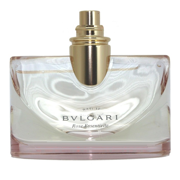 Bvlgari Rose Essentielle Tester Perfume by Bvlgari 3.4oz Eau De Toilette Spray for women