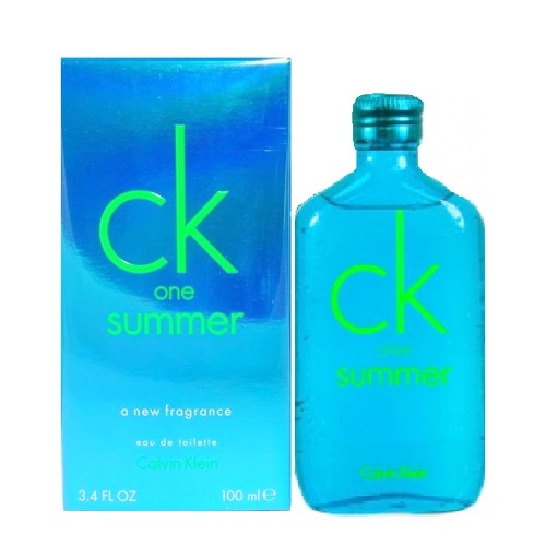 CK one Summer 2013 Perfume by Calvin Klein 3.4oz Eau De Toilette spray (unisex)