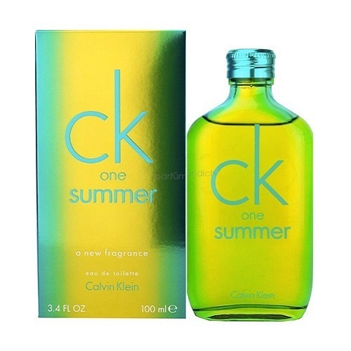 CK one Summer 2014 Perfume by Calvin Klein 3.4oz Eau De Toilette spray (unisex)