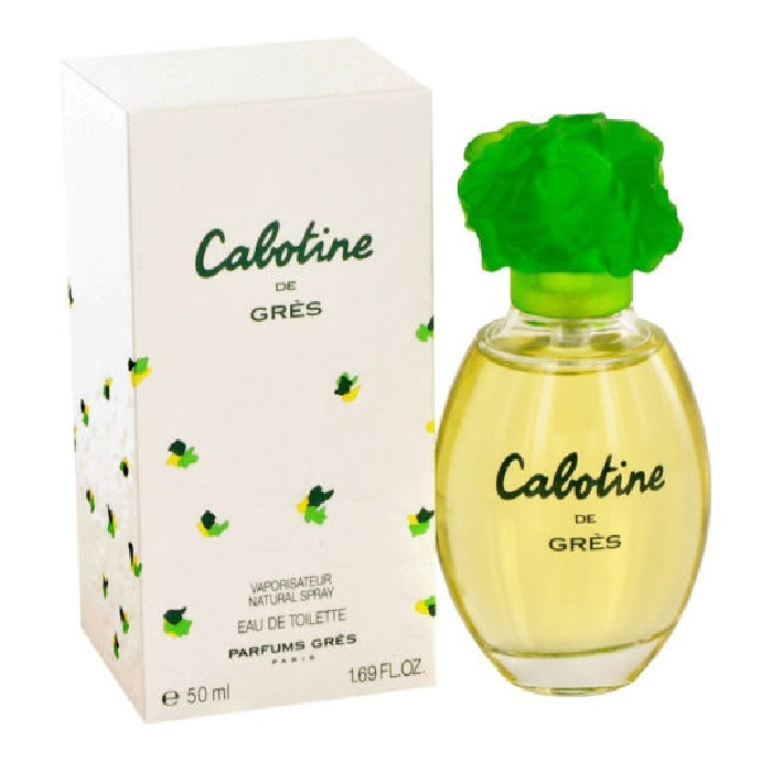 Cabotine Perfume by Parfums Gres 1.7oz Eau De Toilette spray for women