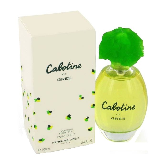 Cabotine Perfume by Parfums Gres 3.3oz Eau De Toilette Spray for women